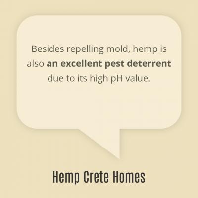 hempcrete high pH value